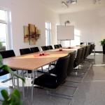Tagungsraum im 3G Kompetenzzentrum
