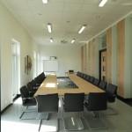 Tagungsraum Einstein im 3G Kompetenzzentrum für Ladungssicherung