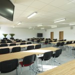 Tagungsraum Galilei im 3G Kompetenzzentrum für Ladungssicherung