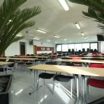 Schulungsraum Galilei im 3G Kompetenzzentrum für Ladungssicherung